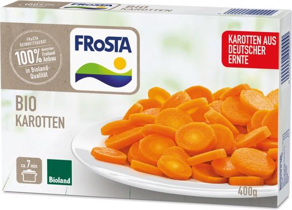 FRoSTA - Bio Karotten - 500g
