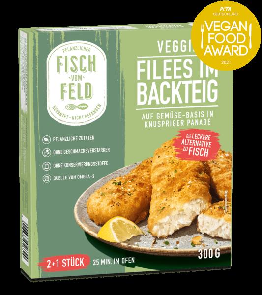 Filees im Backteig - Unsere Feldfische (Packshot)